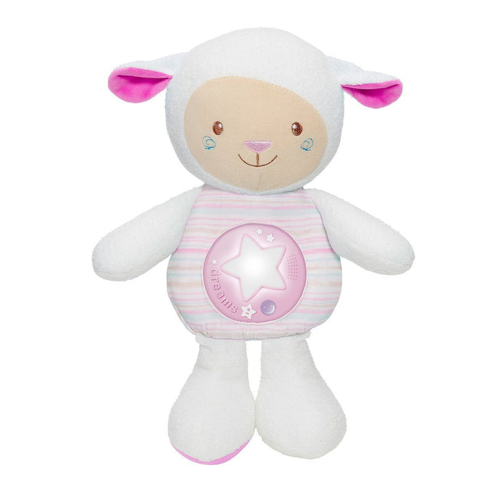 Activity Toys - Chicco Toy Mama Lullaby Sheep Pink