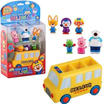 Activity Toys - Pororo Kindergarten Bus