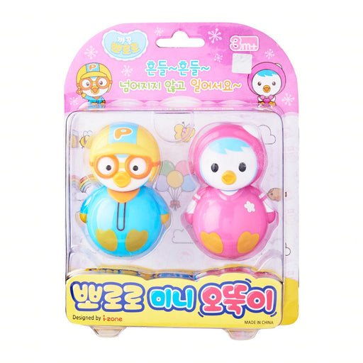 Activity Toys - Pororo Mini Roly Poly Pororo And Petty