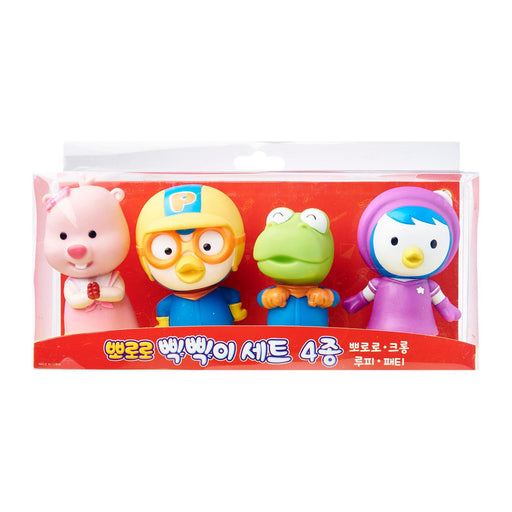 Activity Toys - Pororo Rubber Set