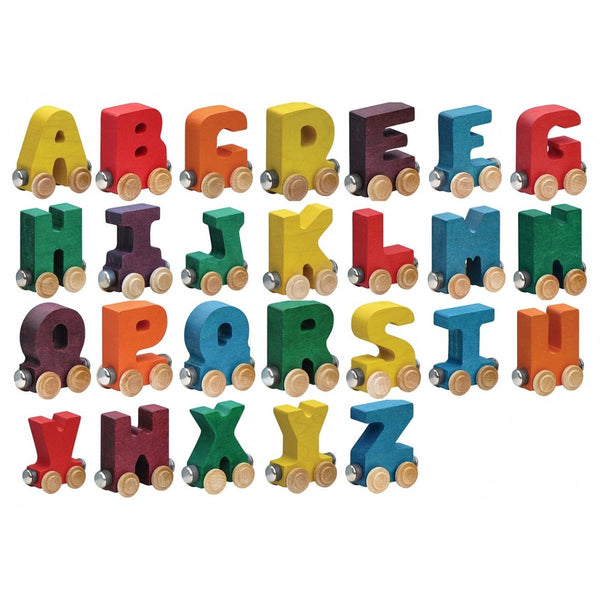 Maple Landmark 26 letters Alphabets