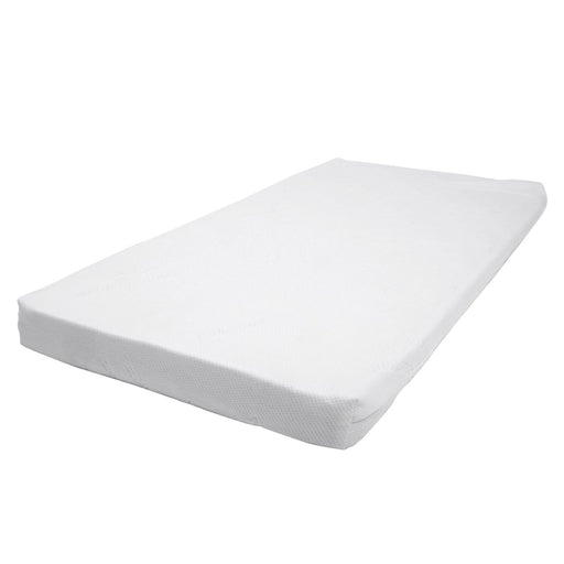 Anti Dust Mite High Density Foam Mattress With Holes And Bamboo Cover