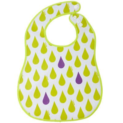 Baby Bib - B.Box Baby Flat Bib - Splish Splash