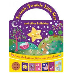 Baby Books - Carry Fun Sounds: Twinkle, Twinkle, Little Star And Other Lullabies