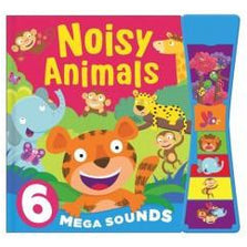 Baby Books - Noisy Boards: Noisy Animals