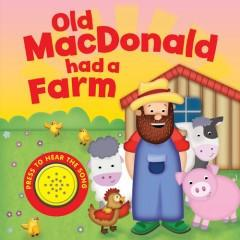 Baby Books - Song Sounds: Old MacDonald Had A Farm