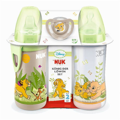 Baby Bottle - NUK Disney Lion King Set (Best Buy)