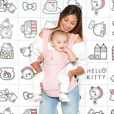 Baby Carrier - Ergobaby Original Hip Seat Hello Kitty Limited Edition - Playtime