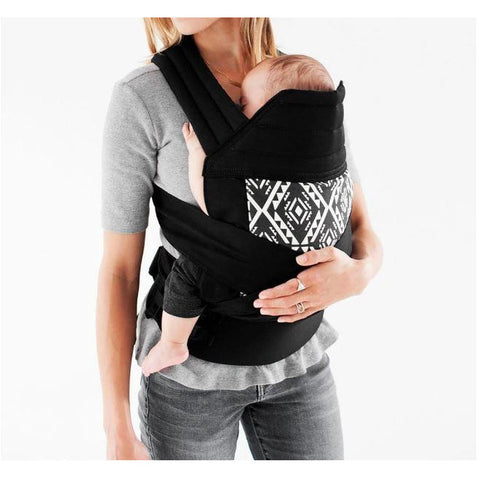 Baby Carrier - MOBY Buckle Tie - Petunia Pickle Bottom Secrets Of Salvador