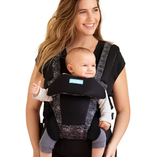 Baby Carrier - MOBY Move 4 Position Carrier - Onyx Black