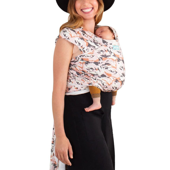 Baby Carrier - MOBY Wrap Evolution – Blooms