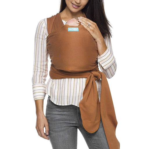 Baby Carrier - MOBY Wrap Evolution - Caramel