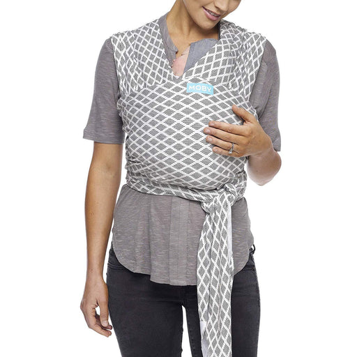 Baby Carrier - MOBY Wrap Evolution - Diamonds