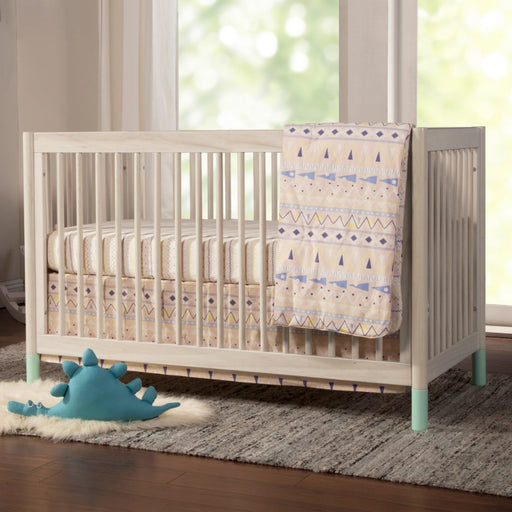 Baby Crib - Babyletto Gelato 3-in-1 Convertible Crib With Toddler Bed Conversion Kit (Washed)