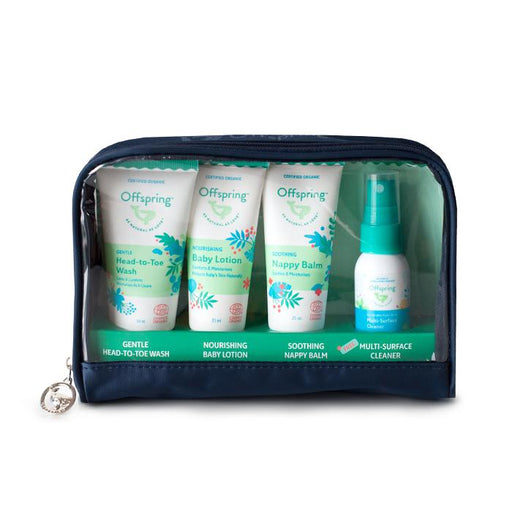 Baby Essentials - Offspring Travel Essentials Set - Multi-Surface Cleaner
