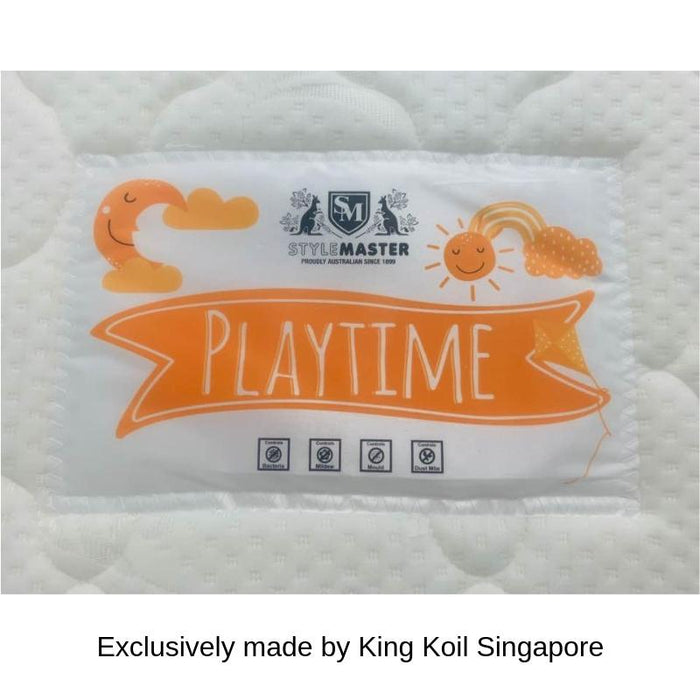 Baby Mattress - Stylemaster Portable Mattress Topper For Bumper Bed Made By King Koil Singapore