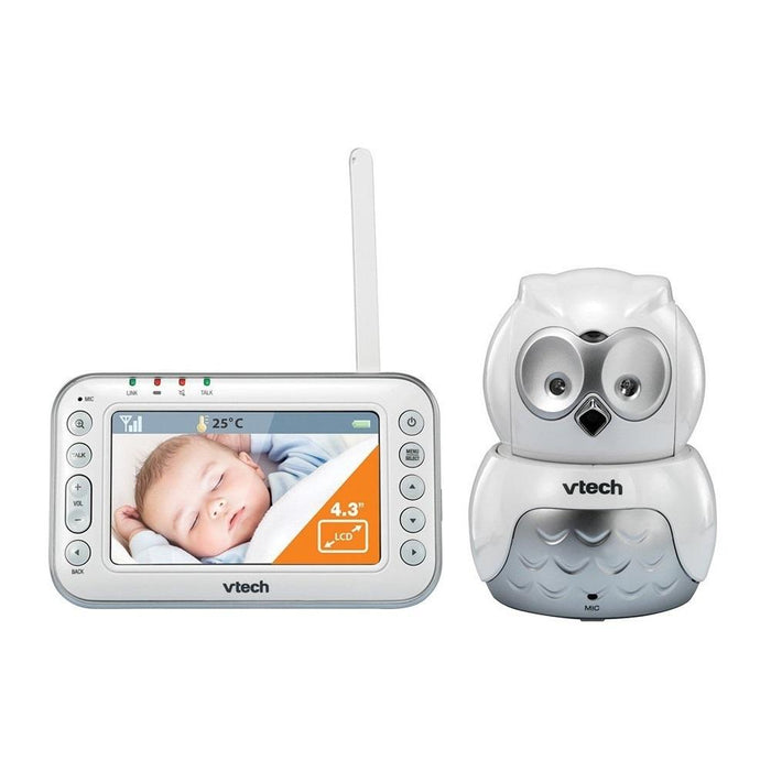 Baby Monitor - Vtech Owl Video & Audio Monitor BM4500