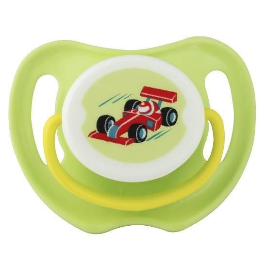 Baby Pacifier - Pigeon Calming Soothers (M Size) - Race Car