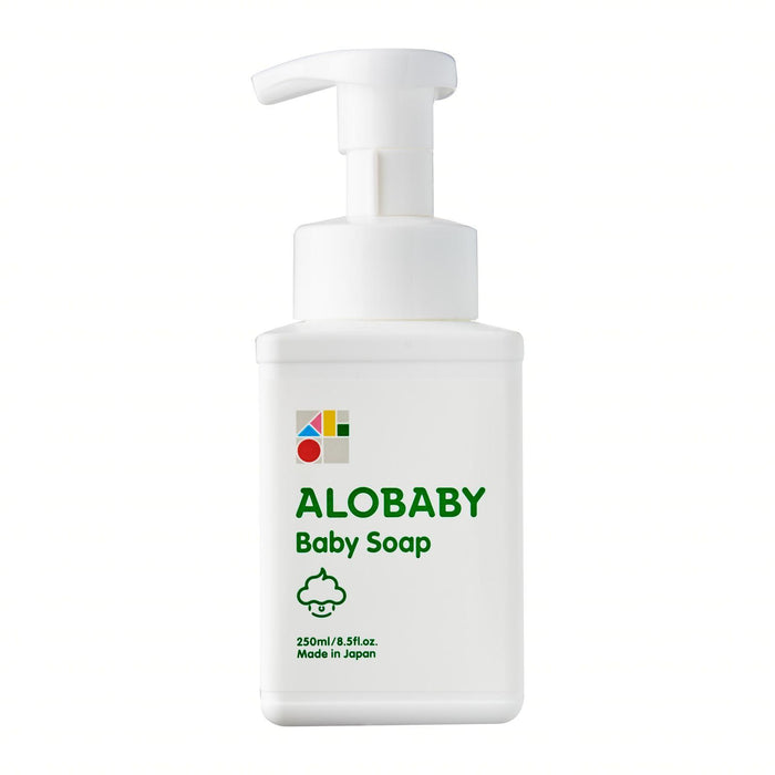 Baby Soap - Alobaby Baby Soap 250ml