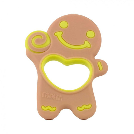 Baby Teether - Farlin Dcotor J. Teether – Gingerbread Man