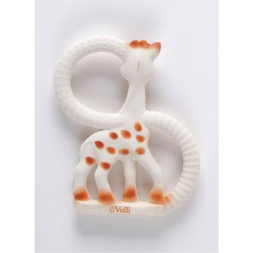 Baby Teether - Sophie The Giraffe So'Pure Teething Ring (Soft)