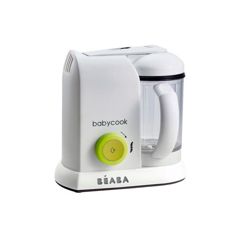 Beaba 4 in 1 Babycook Food Maker - Neon