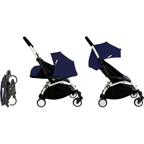BabyZen + Air France Special Edition YOYO+ Newborn 0+ & 6+ Stroller