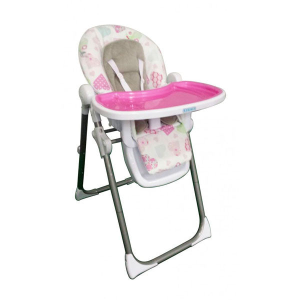 Bonbebe Adjustable Height High Chair - CAKI - Little Baby