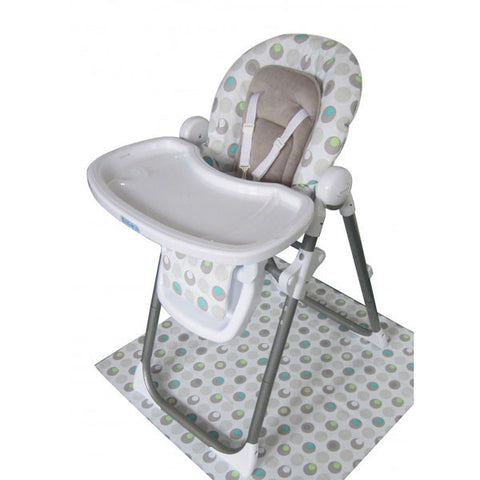 Bonbebe Adjustable Height High Chair - PEAC