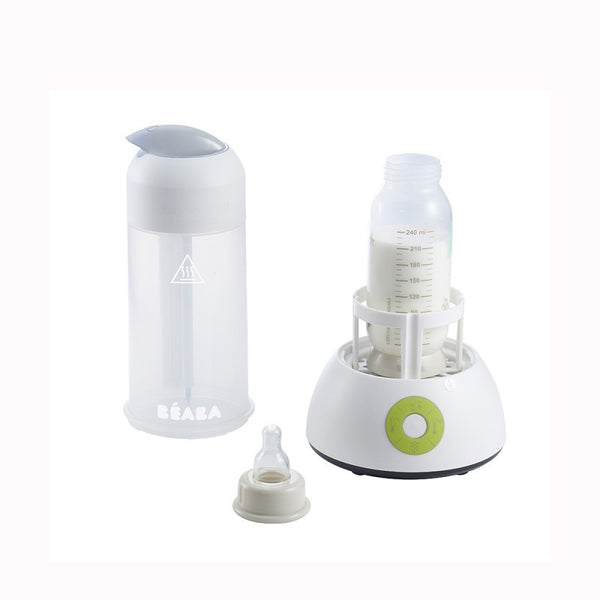 Beaba Bib'second' Control : 3-in-1 steam bottle warmer (Neon) - Little Baby