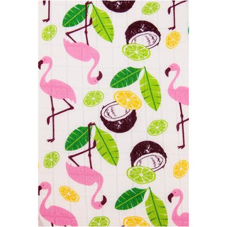 Blanket - Coco Flamingo - Tula Blanket Set