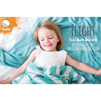 Blanket - Flight - Tula Blanket Set