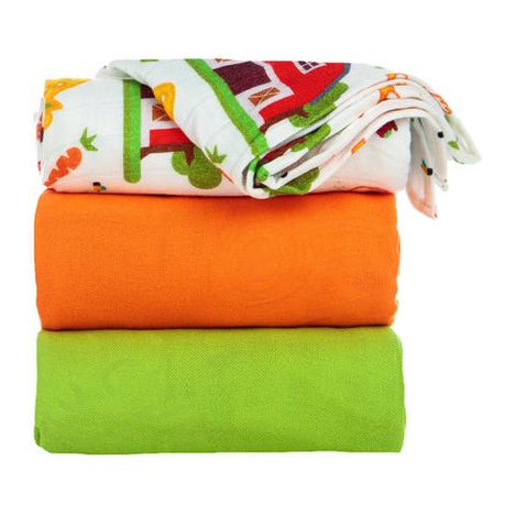 Blanket - On The Farm - Tula Blanket Set
