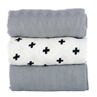 Blanket - Splatter Jet - Tula Blanket Set