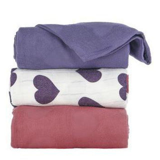 Blanket - Tula Love Violette - Tula Blanket Set