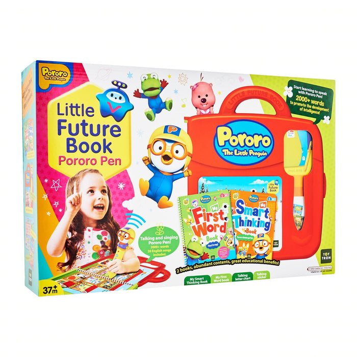 Book - Pororo Future Book