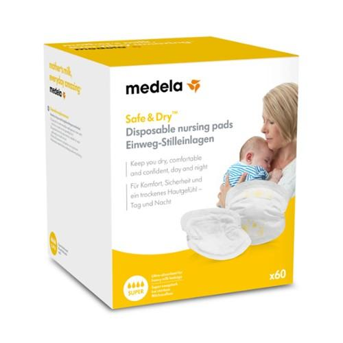 Breast Pads - Medela Disposable Nursing Pads (60pcs)