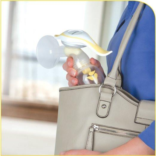 Breast Pump - Medela Harmony Manual Breast Pump (w/ 2nd Phase Expression)