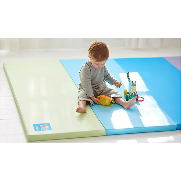 Alzipmat Color Folder Playmat Standard - Bubble - Little Baby