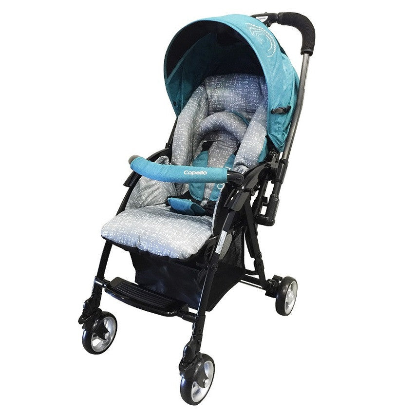 Capella Coni Mini Stroller 2016 - BLUE - Little Baby