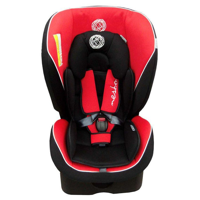 Car Seat - Lucky Baby Nesto Car Seat - Red