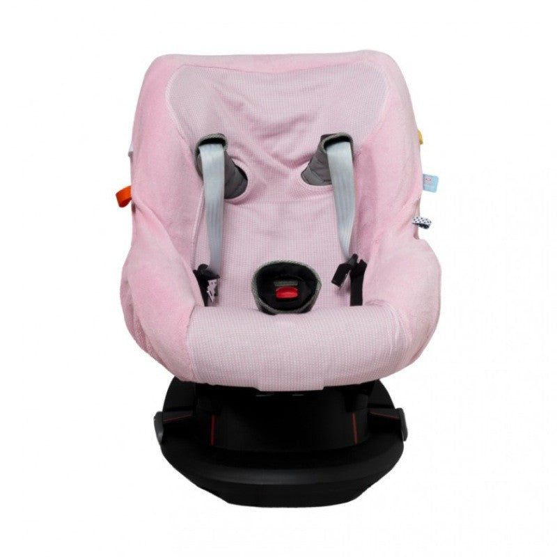 Snoozebaby Carseat Cover - Little Baby