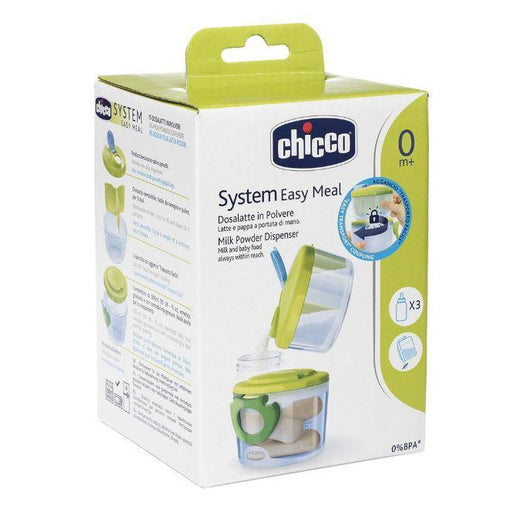 Chicco Milk Powder Dispenser System 0m+ - Chicco Milk Powder Dispenser System (0m+)