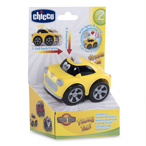 Chicco Turbo Team Workers Taxi - Chicco Turbo Team Workers Taxi