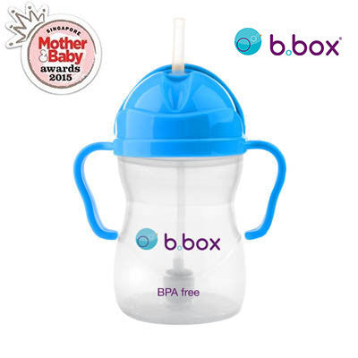 B.Box Sippy Cup (Cobalt - Neon Limited Edition)