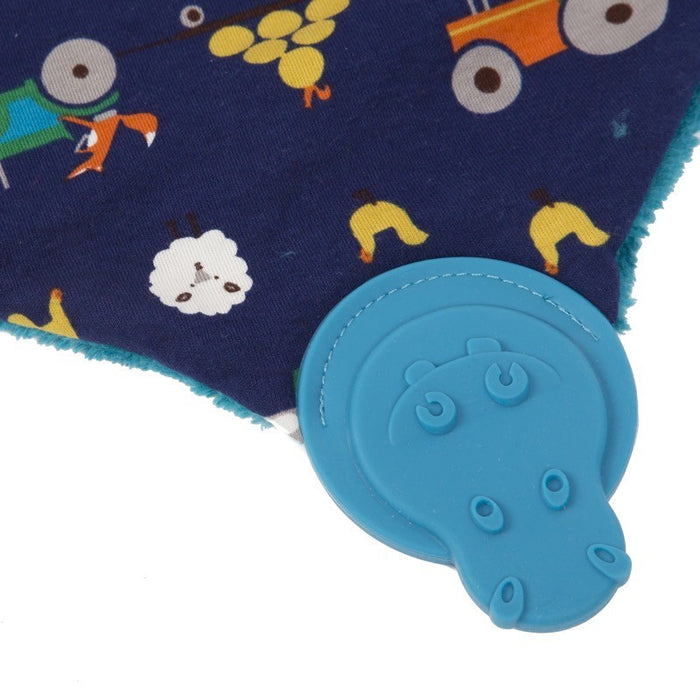 Cheeky Chompers Comfortchew Comforter - Reynard's Farm - Little Baby Singapore - 8