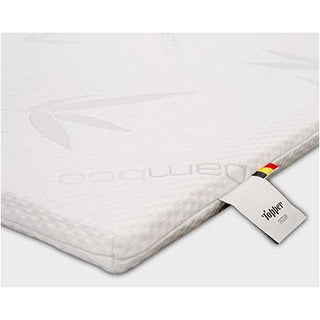 Cot Mattress - Sofzsleep Latex Mattress Made For LOLBaby Bumper Bed (L150 X W100 Cm) - Exclusively Available At Little Baby Only