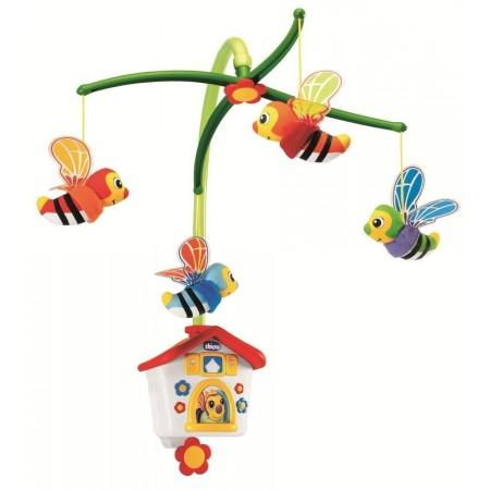 Cot Toys - Chicco Bee Hive Cot Mobile