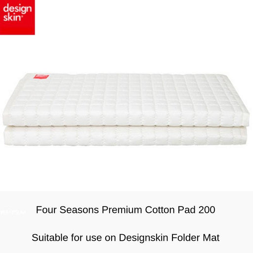 Cotton Pad - Designskin Four Seasons Premium Cotton Pad 200