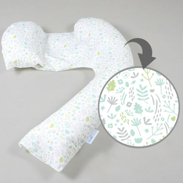 Cover - Dreamgenii Pregnancy Support & Feeding Pillow Covers (Choose A Design)